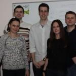 Встреча со студентами из Германии